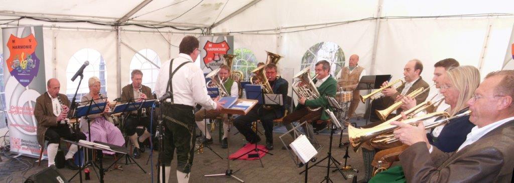 Dorfplatzmusikanten - aktuelle Besetzung
